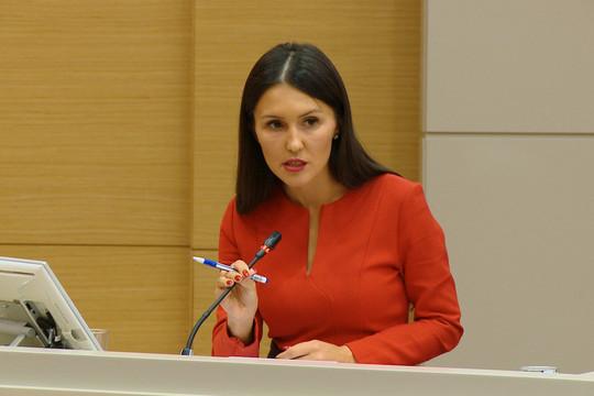 Галимова про высказывание Бурганова: «Велика вероятность, что это намеренная фейковая информационная атака»