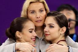 Евгения Медведева: «Алина вкалывала как много-много-много мужиков ради этой медали!»