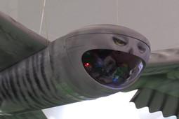 Дрон в виде полярной совы продемонстрировали на военной выставке «Армия-2019»
