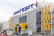 Почти 20 тысяч квадратных метров в ТЦ «Порт» отремонтировали всего за 3 недели!