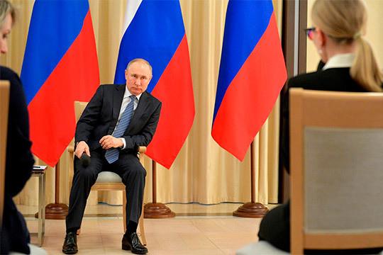 Предприниматели – Путину: «Вы не представляете, как нам больно!»