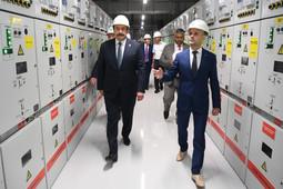 В Казани начала работу первая в Татарстане цифровая подстанция