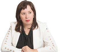 Алсу Набиева ККИ «Кооперативный вуз должен быть законодателем мод в кооперации на селе»