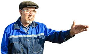 Минталип Минеханов глава КФХ «А потом я прочел в газетах, что татарстанский картофелевод переплюнул Путина»