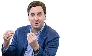 Андрей Романенко «Эвотор» «Наши основные конкуренты не поставщики онлайн-касс, а калькуляторы и тетради»