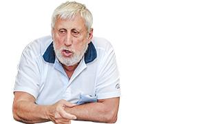 Михаил Скоблионок ТАКПО «Развивать больше ничего не буду – и старый, и вижу, куда все идет»