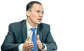 Ян Шарипов «ТНГ-Групп» «Мы не продаем ни нефть, ни газ, мы продаем компетенции»