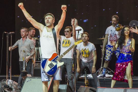 Группировка «Ленинград» перенесла летний концерт со стадиона в «Татнефть Арену»