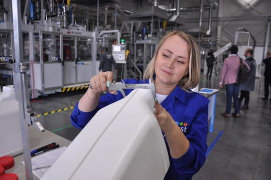 Минниханов открыл в «Алабуге» завод по производству химикатов для растений
