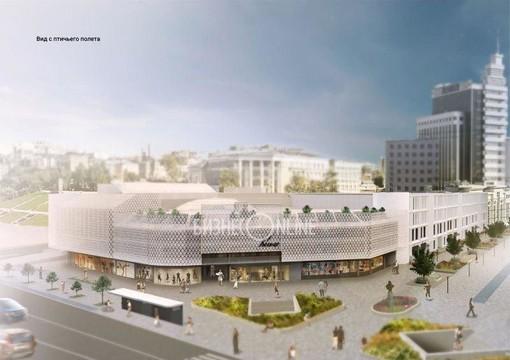 Известны итоги первого этапа конкурса на разработку проекта реконструкции ТЦ «Кольцо»
