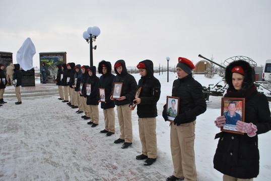 ВЧистополе прошел митинг вчесть годовщины ввода войск вАфганистан