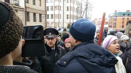 Клиенты Татфондбанка иИнтехбанка поставили ультиматум властям Татарстана