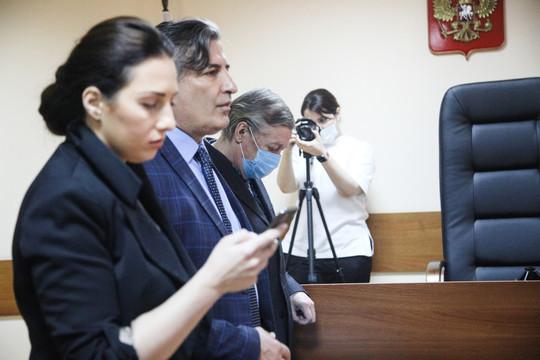 Ефремов рассказал, что адвокат Пашаев подставил его