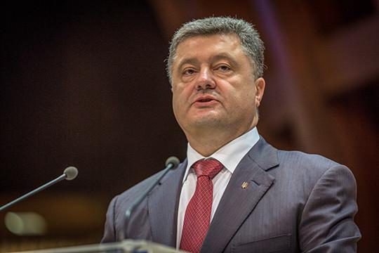 США выделит Украине 500 млн долларов и смертельное оружие— Порошенко