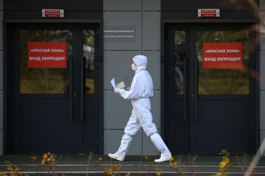В России второй день подряд выявили более 20 тыс. зараженных коронавирусом