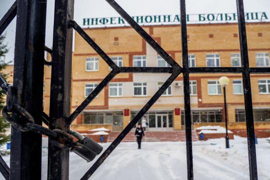 Врачи рассказали о состоянии людей, размещенных в больнице Казани из-за коронавируса
