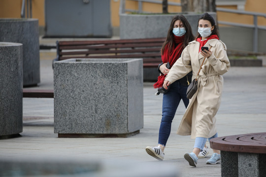 Число новых случаев коронавируса в России вновь превысило 5 тысяч