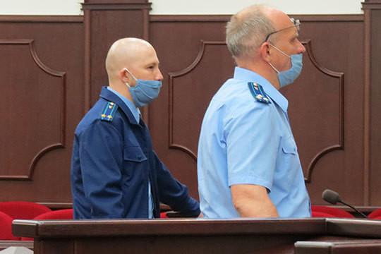 «Утверждал, что не стрелял»: члену «Седьмовских» дали 15 лет за расстрел случайной жертвы