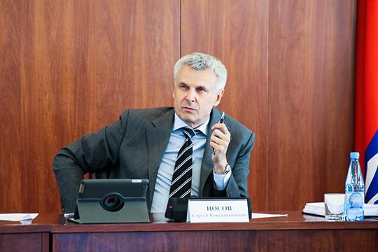 Сергей Носов устроил 1-ый разнос руководству Магаданской области. «Увас страха нет?»