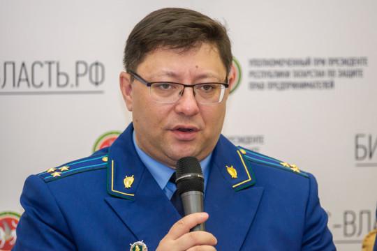 Заместитель прокурора Татарстана Марат Долгов покинул пост