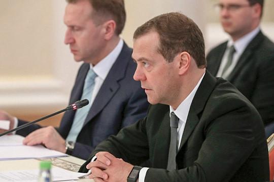 Сегодня вКазань приедет премьер РФ Д. Медведев