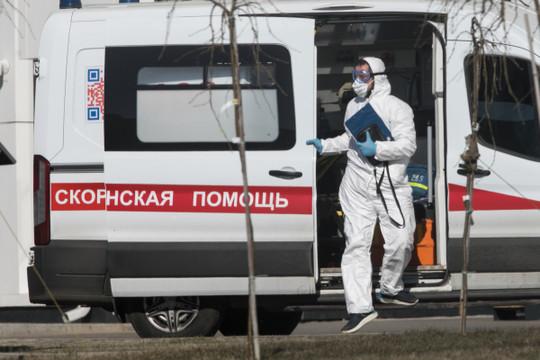 31 новый случай заражения COVID-19 выявили в Татарстане. Это антирекорд