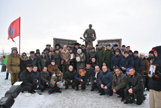 ВНовомосковске почтили память воинов-интернационалистов
