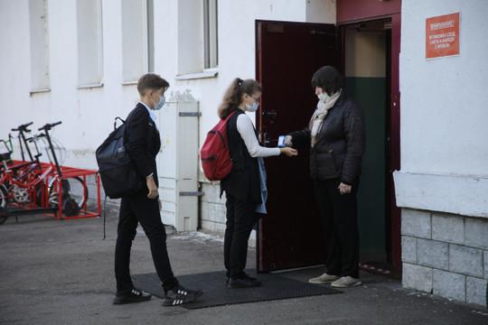 Названы частые нарушения «ковидных» мер в школах Татарстана