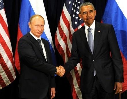 Обама иПутин побеседовали оДонбассе