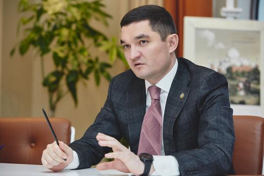 Ирек Миннахметов: «Надо ужесточить наказание за нелегальный оборот пива»