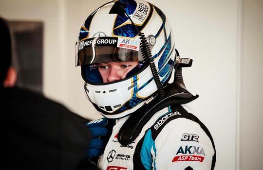 Тимур Богуславский стал самым молодым чемпионом в общем зачете GT World Challenge Europe