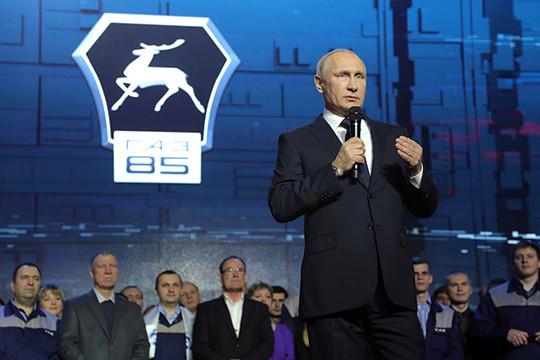 Крым и выборы президента России