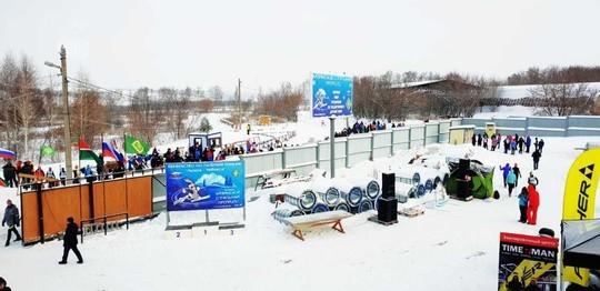 Вставай на лыжи: компания «Казанские Стальные Профили» провела открытые республиканские соревнования