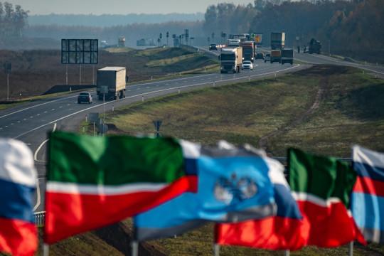«Автодор» изучает варианты названия платной трассы в Казань. Самый оригинальный – «Моника»