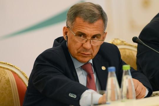 Рустам Минниханов: «Власть должна быть готова, что в это непростое время ее будут ругать»