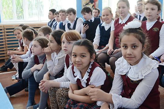5 школ Ярославля вошли в500 наилучших образовательных учреждений Российской Федерации