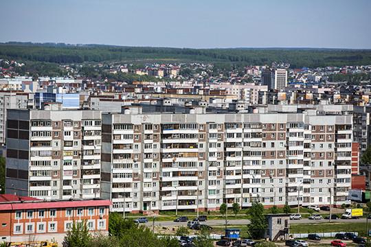 ВКазани иЧелнах подорожало вторичное жилье
