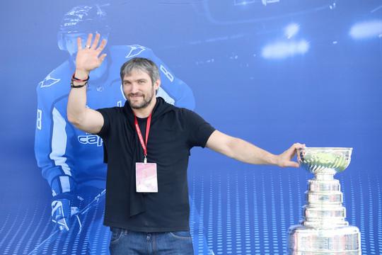 Посол США в России назвал Александра Овечкина лучшим игроком в мире