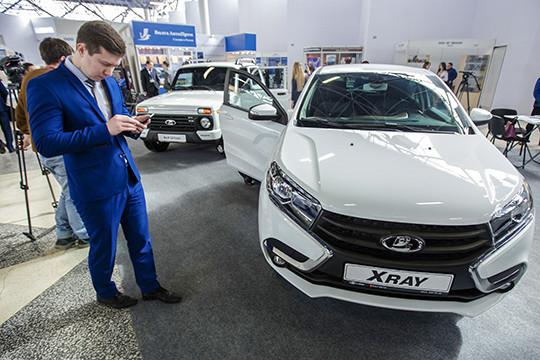 Автомобили «АвтоВАЗа» снабдят  системой дистанционного управления