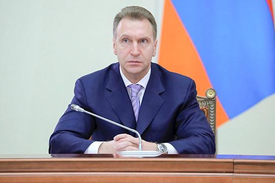 1-ый вице-премьер Шувалов назвал Саранск городом европейских традиций