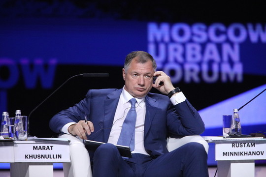 СМИ: Хуснуллин будет курировать в правительстве РФ не только строительство