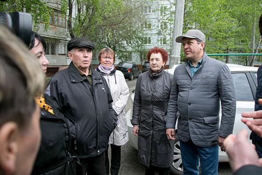 Ильсур Метшин отказал жителям дома наАдоратского врасширении проезда