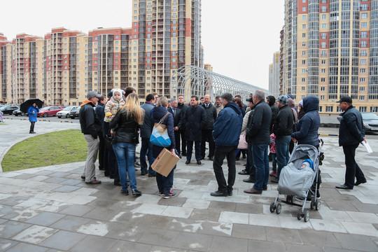 Власти Казани обещали  продлить трамвайные пути для граждан  «Солнечного города»