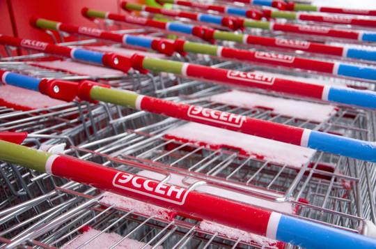 Из-за распродажи в закрывающихся гипермаркетах «Эссен» выросли многочасовые очереди