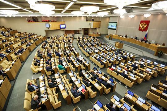 Корреспондентам недали задать вопросы напресс-конференции порезультатам сессии в государственной думе