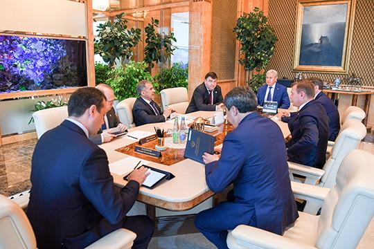 БюджетРФ профинансировал дороги Татарстана на11,6 млрд руб