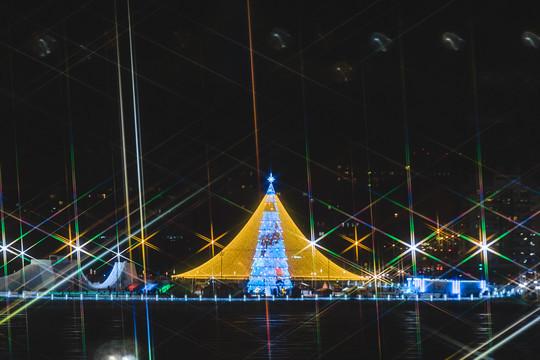 На центральной елке в Казани отметят старый Новый год