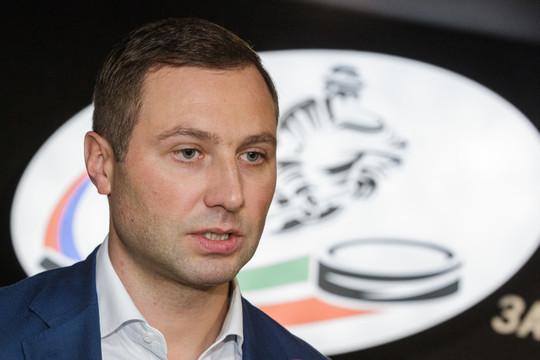 Легенда «Ак Барса» Морозов стал президентом КХЛ