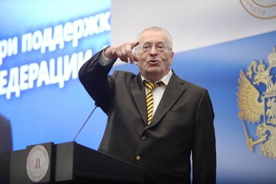 Жириновский посоветовал Трампу сопротивляться