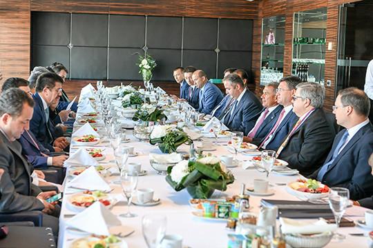 Турция инвестировала вТатарстан неменее 2 млрд долларов